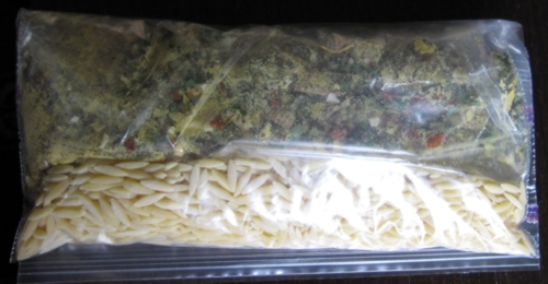 camp orzo bag