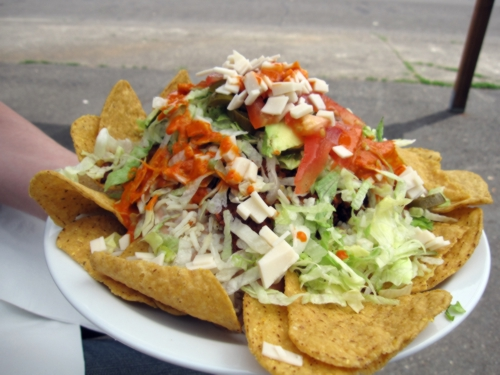 gorditos nachos