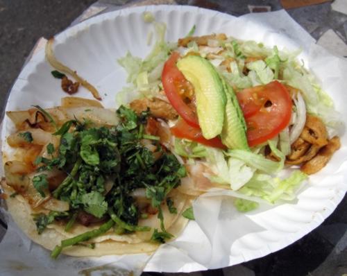 gorditos tacos