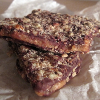 veggie fest chocolate inspriations english toffee
