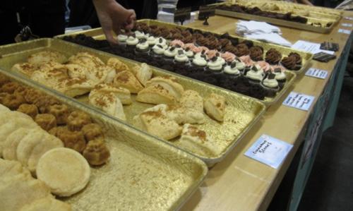 sweetpea table