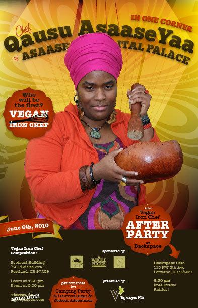 Quasu: VIC 2010 Poster