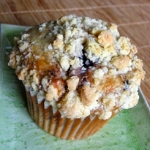 marionberry muffin from Sweetpea