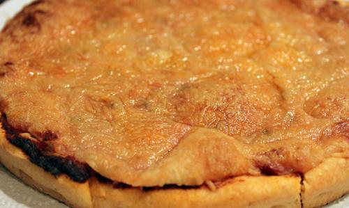 trader joes mozzarella pizza