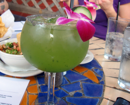 vivo cucumber margarita